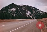 Image of Sheep and roadways Frisco Colorado United States USA, 1971, second 20 stock footage video 65675033332