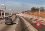 Image of Traffic in New York City Brooklyn New York City USA, 1965, second 40 stock footage video 65675033339