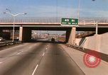 Image of Traffic in New York City Brooklyn New York City USA, 1965, second 55 stock footage video 65675033339