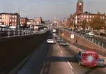 Image of Traffic in New York City Brooklyn New York City USA, 1965, second 20 stock footage video 65675033340