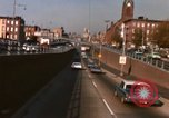 Image of Traffic in New York City Brooklyn New York City USA, 1965, second 21 stock footage video 65675033340