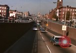 Image of Traffic in New York City Brooklyn New York City USA, 1965, second 22 stock footage video 65675033340