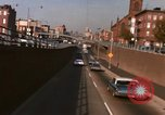 Image of Traffic in New York City Brooklyn New York City USA, 1965, second 23 stock footage video 65675033340