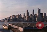 Image of ship New York City USA, 1965, second 6 stock footage video 65675033341