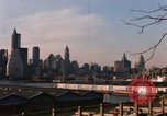 Image of ship New York City USA, 1965, second 33 stock footage video 65675033341