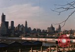 Image of ship New York City USA, 1965, second 34 stock footage video 65675033341