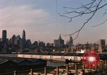 Image of ship New York City USA, 1965, second 38 stock footage video 65675033341