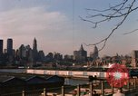 Image of ship New York City USA, 1965, second 39 stock footage video 65675033341
