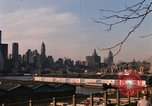 Image of ship New York City USA, 1965, second 40 stock footage video 65675033341
