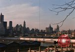 Image of ship New York City USA, 1965, second 41 stock footage video 65675033341