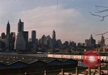 Image of ship New York City USA, 1965, second 45 stock footage video 65675033341