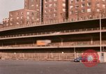 Image of City traffic in Brooklyn New York United States USA, 1965, second 1 stock footage video 65675033343