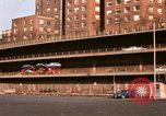 Image of City traffic in Brooklyn New York United States USA, 1965, second 22 stock footage video 65675033343