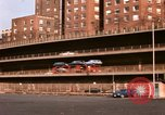 Image of City traffic in Brooklyn New York United States USA, 1965, second 23 stock footage video 65675033343