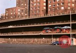 Image of City traffic in Brooklyn New York United States USA, 1965, second 24 stock footage video 65675033343