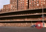 Image of City traffic in Brooklyn New York United States USA, 1965, second 25 stock footage video 65675033343