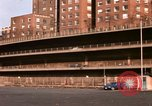 Image of City traffic in Brooklyn New York United States USA, 1965, second 26 stock footage video 65675033343