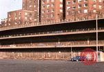 Image of City traffic in Brooklyn New York United States USA, 1965, second 28 stock footage video 65675033343