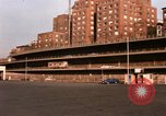 Image of City traffic in Brooklyn New York United States USA, 1965, second 30 stock footage video 65675033343