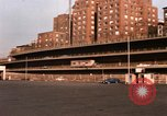 Image of City traffic in Brooklyn New York United States USA, 1965, second 31 stock footage video 65675033343
