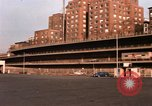 Image of City traffic in Brooklyn New York United States USA, 1965, second 33 stock footage video 65675033343