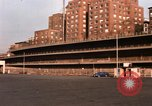 Image of City traffic in Brooklyn New York United States USA, 1965, second 36 stock footage video 65675033343