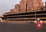 Image of City traffic in Brooklyn New York United States USA, 1965, second 42 stock footage video 65675033343