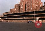 Image of City traffic in Brooklyn New York United States USA, 1965, second 46 stock footage video 65675033343