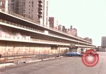 Image of City traffic in Brooklyn New York United States USA, 1965, second 47 stock footage video 65675033343