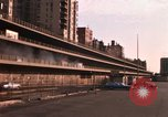 Image of City traffic in Brooklyn New York United States USA, 1965, second 49 stock footage video 65675033343