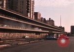 Image of City traffic in Brooklyn New York United States USA, 1965, second 50 stock footage video 65675033343