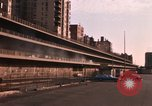 Image of City traffic in Brooklyn New York United States USA, 1965, second 51 stock footage video 65675033343