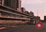 Image of City traffic in Brooklyn New York United States USA, 1965, second 52 stock footage video 65675033343