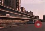 Image of City traffic in Brooklyn New York United States USA, 1965, second 53 stock footage video 65675033343