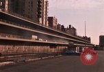 Image of City traffic in Brooklyn New York United States USA, 1965, second 54 stock footage video 65675033343