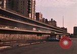 Image of City traffic in Brooklyn New York United States USA, 1965, second 55 stock footage video 65675033343