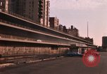 Image of City traffic in Brooklyn New York United States USA, 1965, second 60 stock footage video 65675033343