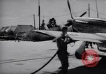 Image of 18th Fighter Bomber Wing Korea, 1951, second 57 stock footage video 65675033381