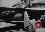 Image of 39th Fighter Interceptor Squadron Korea, 1951, second 37 stock footage video 65675033384