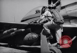 Image of 39th Fighter Interceptor Squadron Korea, 1951, second 40 stock footage video 65675033384