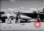 Image of 110 gallon auxiliary fuel tanks Korea, 1951, second 18 stock footage video 65675033387
