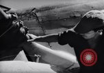 Image of 110 gallon auxiliary fuel tanks Korea, 1951, second 25 stock footage video 65675033387