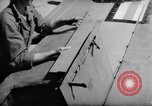 Image of Loading of F-51 guns Korea, 1951, second 45 stock footage video 65675033388