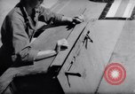 Image of Loading of F-51 guns Korea, 1951, second 46 stock footage video 65675033388