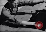 Image of Loading of F-51 guns Korea, 1951, second 52 stock footage video 65675033388