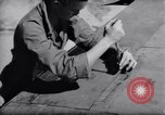 Image of Loading of F-51 guns Korea, 1951, second 62 stock footage video 65675033388