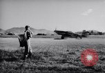 Image of Ground crew members of 18th Fighter Bomber Wing Korea, 1951, second 24 stock footage video 65675033391