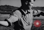 Image of Ground crew members of 18th Fighter Bomber Wing Korea, 1951, second 37 stock footage video 65675033391