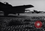 Image of Ground crew members of 18th Fighter Bomber Wing Korea, 1951, second 43 stock footage video 65675033391