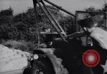 Image of Napalm bombs Korea, 1951, second 7 stock footage video 65675033392